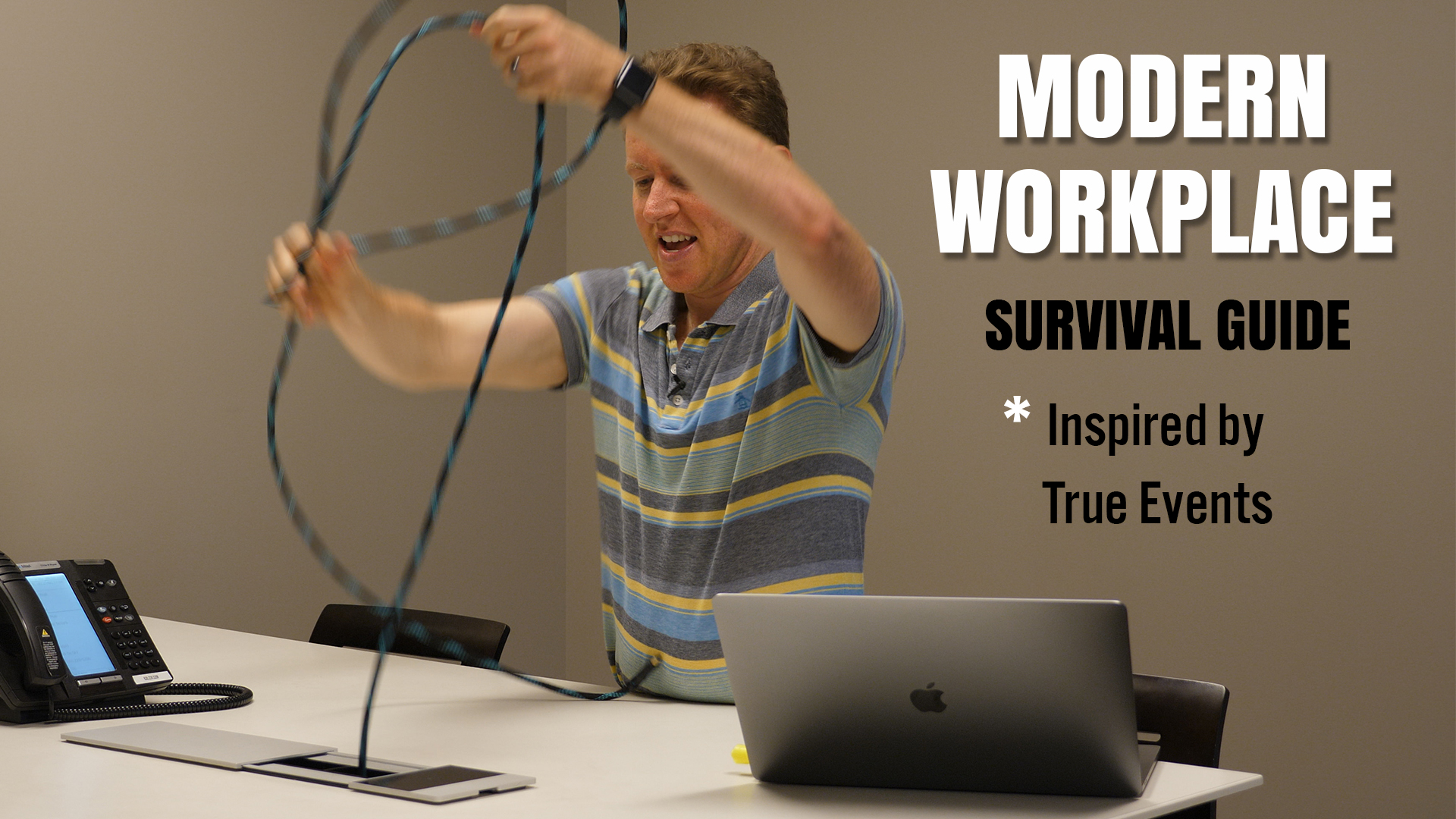 Modern Workplace Survival Guide