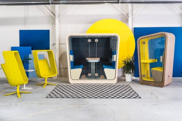 Loop Phone Booths from BOS