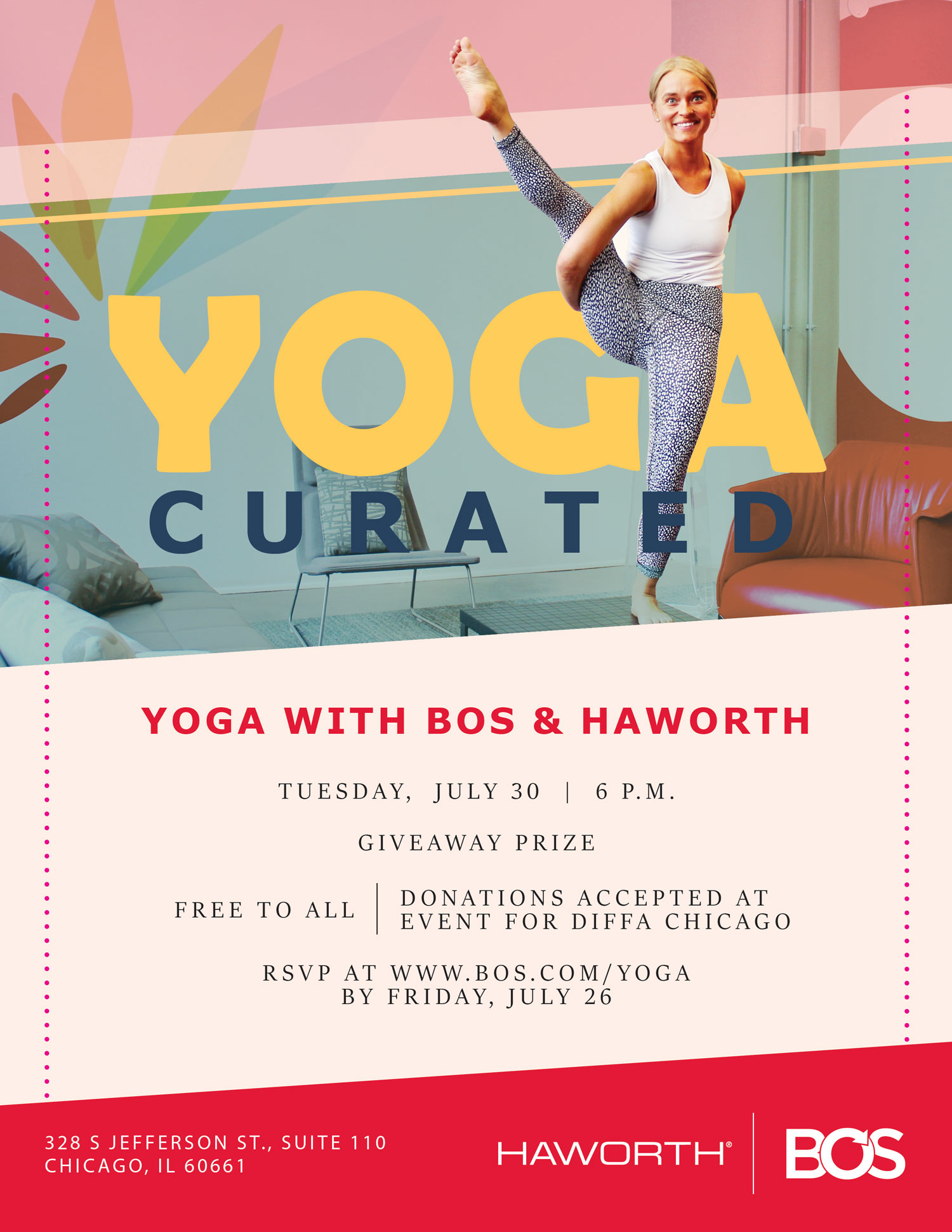 Yoga Curated July 2019