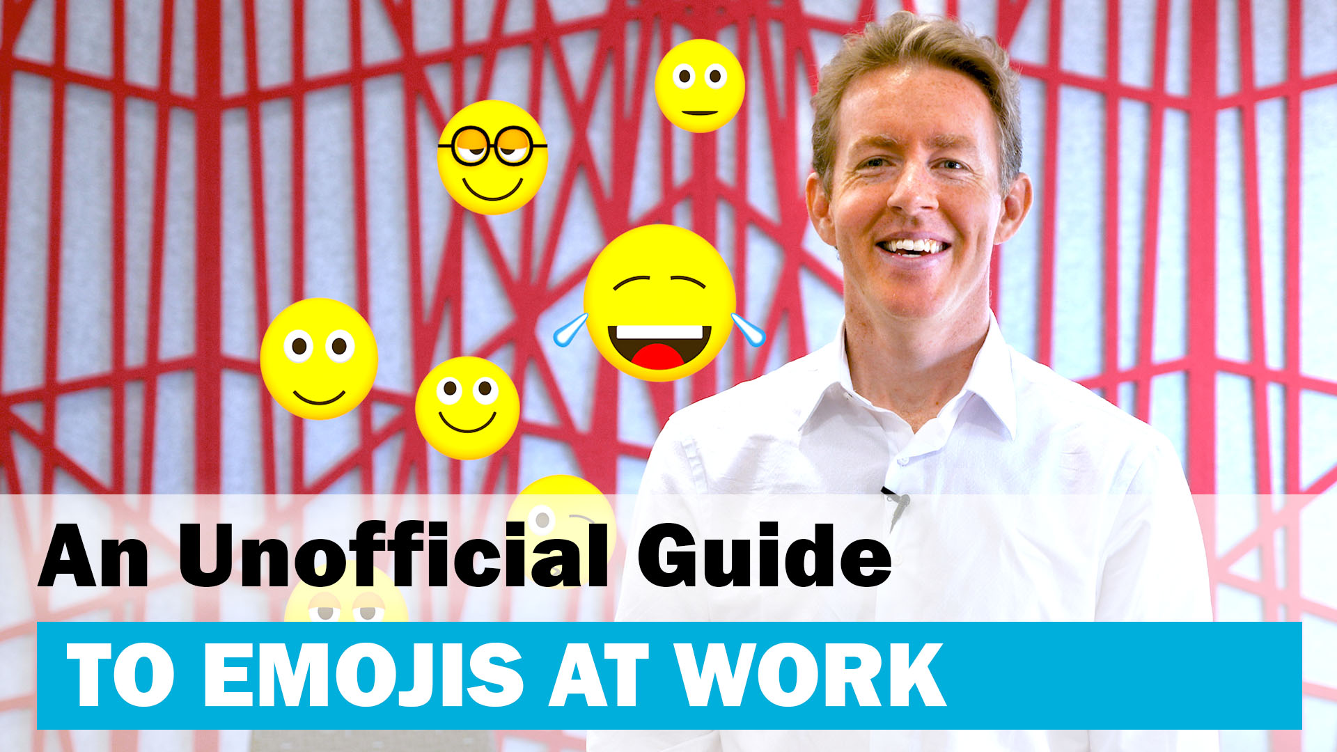 emojis at work