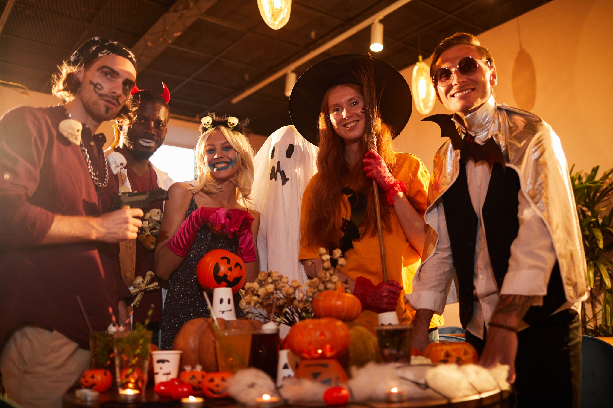 13 Halloween Ideas to Encourage Employee Participation