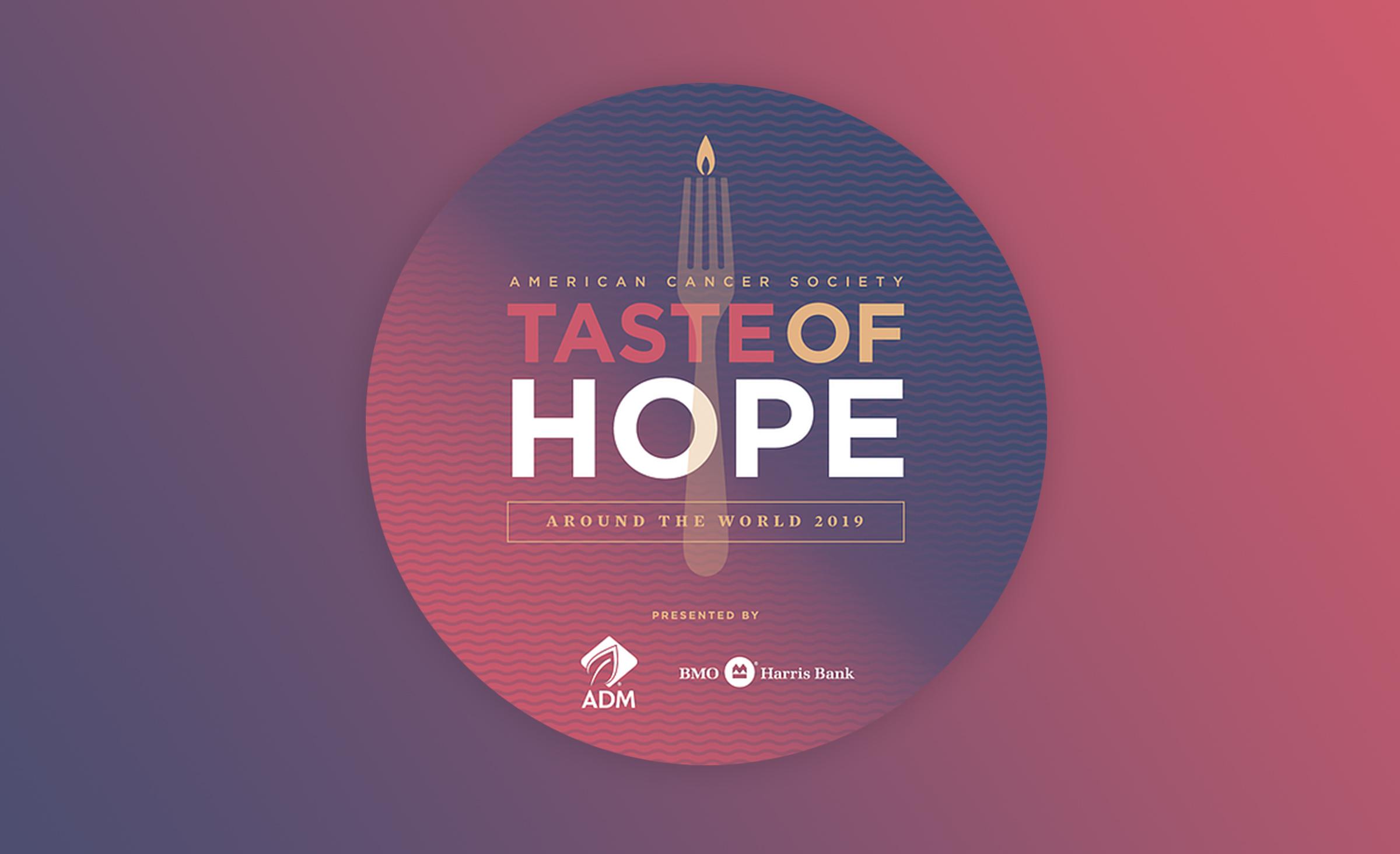 taste of hope event